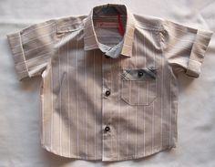 Camisa Infantil $68.00