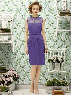 Lela Rose Style LR189 http://www.dessy.com/dresses/bridesmaid/lr189/#.UpUuuGRDt6R