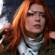 Isabelle Olsson, Google Glass Designer, on new possibilities, women in design, and that one piece of technology that everyone is buzzing about.