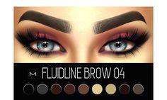 MAC cosimetics: Fluidline Brow 04 • Sims 4 Downloads