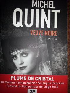 @AnneFilleul : Veuve noire de Michel Quint