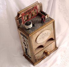 Чайный домик в программе штучная работа
