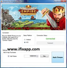 Empire four kingdoms hacks cheats generator free download