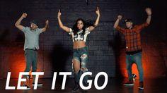 LET IT GO | @MattSteffanina Choreography | #EastLosHigh (@ChoSneed) https://www.youtube.com/watch?v=91hLDYBRJfo