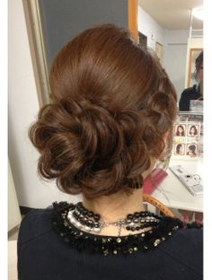 The Best Women Hairstyle To Attend The Fall Party 01 Party Hairstyles, Wedding Hairstyles, Bridal Hair And Makeup, Hair Makeup, Guides De Style, Hairdo Wedding, Hair Arrange, Hair Setting, Shaggy