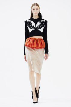 Pedro Lourenço Spring 2014 Ready-to-Wear Collection Slideshow on Style.com