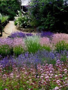 High Summer (Copyright © The Lavender Garden)