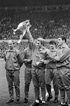 Manchester United celebrate league championship