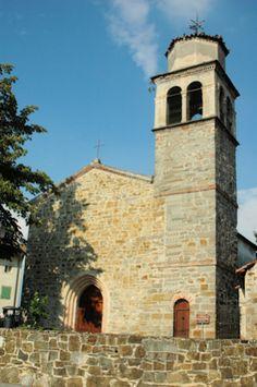 Chiesa a Giassico di Santo Stefano protomartire