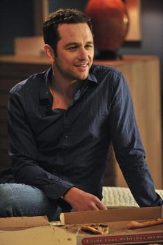 Matthew Rhys my favorite Brothers and Sisters character