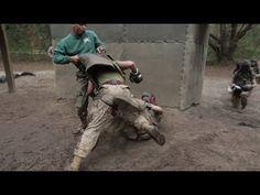 US Female Marine Boot Camp Crazy Fight Training.