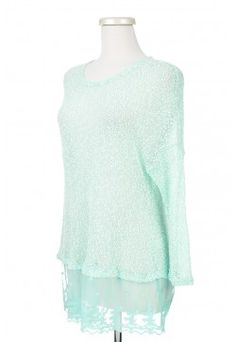 11/04/14 Type 1 Garden Sweater $34.97