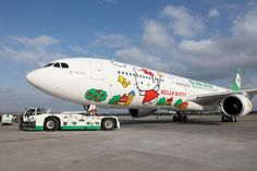 Check out 15 ridiculous Hello Kitty inspired items including a plane