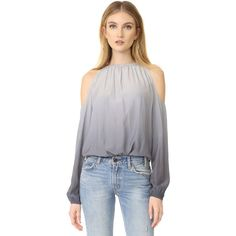 6c7f7237a5 Ramy Brook Ombre Lauren Blouse (19