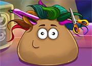 Pou Real Haircuts   Juegos Littlest Pet Shop - jugar LPS online mascotas