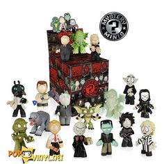 New Horror Mystery Minis featuring Alfred Hitchcock, Edward Scissorhands and more http://popvinyl.net/news/new-horror-mystery-minis-featuring-alfred-hitchcock-edward-scissorhands-and-more/  #horror #mysterymini