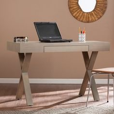 Shop for Harper Blvd Wilson Grey Wash Writing Desk. Get free shipping at Overstock.com - Your Online Furniture Outlet Store! Get 5% in rewards with Club O!