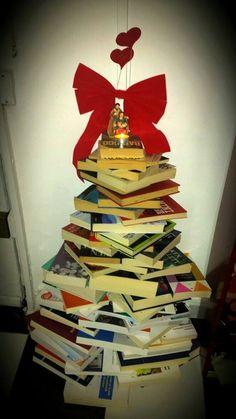 Libri e Natale | Christmas' books  ph. Maria Chiara Sciglitano