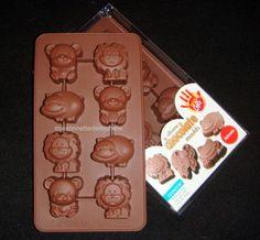 ♥ 12 Noël Santa Bonhomme de Neige Silicone Gâteau Moule chocolat Ice Cube Tray ♥