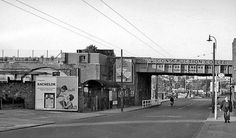 Brentford GWR Station (site) 1894854 78770255 - Category:Black and white photographs of London - Wikimedia Commons London History, Local History, British History, Family History, Old London, East London, Pigeon House, Brentford, Fleet Street