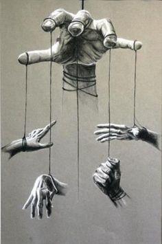 Image result for monster marionette design