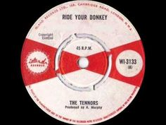THE TENNORS - RIDE YOUR DONKEY