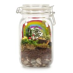 Ohhhh I love the jar and all the details