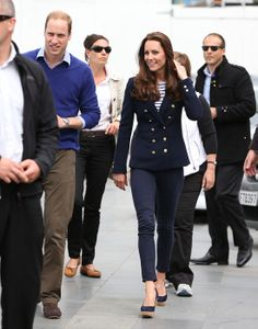 Kate Middleton, Queen Maxima, Princess Eugenie and Princess Letizia star in the week's gallery of the best royal style - Photo 6 | Celebrity news in hellomagazine.com