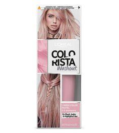 Loreal Paris - Colorista Washout temporal Cabellos Claros - Pink Hair 7,95€