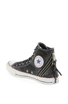 Converse Chuck Taylor® All Star® Triple Zip Canvas Sneaker (Women) | Nordstrom