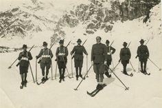 Italian alpini, WWI