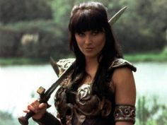 'Xena: Warrior Princess' Gives U.S. Military Idea For Body Armor