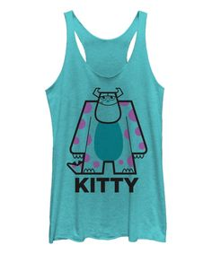 Take a look at this Monsters, Inc. Sully 'Kitty' Tank - Juniors today!