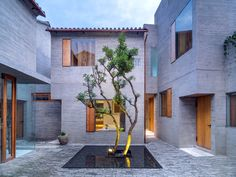 Gallery of Sunyata Hotel in Dali Old Town / Zhaoyang Architects - 1
