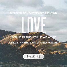 Romans5:8