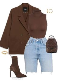 Cute Dress Outfits, Baddie Outfits Casual, Cute Spring Outfits, Cute Comfy Outfits, Fall Fashion Outfits, Classy Outfits, Cool Outfits, Womens Fashion, Trendy Halloween