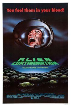 Alien Contamination (1980)