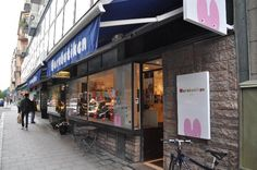 barnbutiken (baby supplies if needed) / Söder