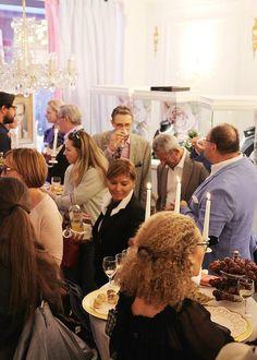 Lors des vignes Luxembourgeoises 2014, les invités de la maison Graal Joaillier ont afflué pour découvrir le vin du château de Tigné de Monsieur Depardieu.