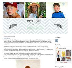 Cowboys en indianen | De Ultieme Mama Blogs Lijst!