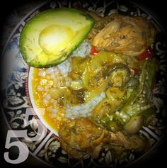 F55 Approved Meal: Fricase de Pollo  Puerto Rican Food made with F55 Noodles!