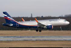 VP-BCE Aeroflot - Russian Airlines Airbus A320-214(WL)