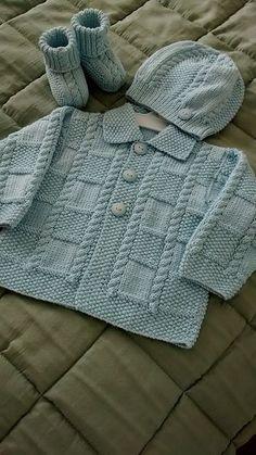 Ravelry: Deluxe Baby (Jacket) pattern by Jarol