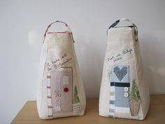 PERSONALISED FABRIC DOORSTOP Home decor. New by TheCalicoCompany, £22.00