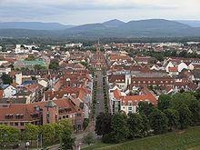 Rastatt ~ Baden-Württemberg ~ Germany
