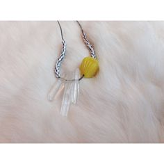 """Crystal Necklace For Sale Only - Not For Trade 