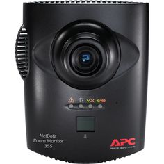 American Battery APC NetBotz Room Monitor 355 Security Camera #NBWL0355