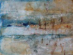 Zonder titel, 2013, acryl op papier, 65 x 50 cm.
