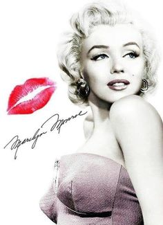 Marilyn Monroe Love this one!