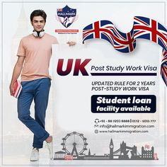 immigration consultants in Chandigarh - Hallmark immigration consultants are the best immigration consultants in Chandigarh in sector Call Work Visa, Uk Post, Student Loans, Chandigarh, Study Abroad, Countries, Education, Onderwijs, Learning